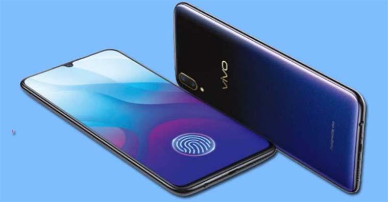 Vivo Y97 работает под управлением операционной системы Android Oreo