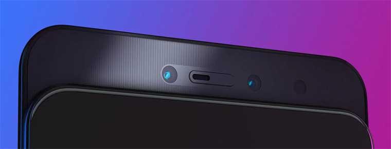 Камеры и особенности Lenovo Z5 Pro