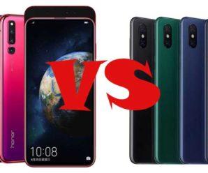 Honor Magic 2 и Xiaomi Mi Mix 3: сравнение характеристик смартфонов-слайдеров