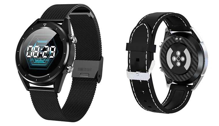 NO.1 DT28: очень доступные и многофункциональные умные часы